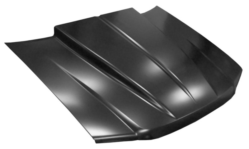Chevy ColoradoGMC Canyon Cowl Style Hood image .jpeg