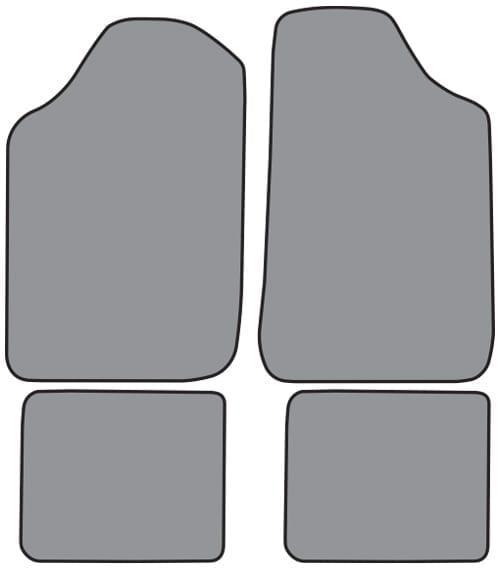2002-2008 Dodge Fullsize Pickup Rocker Panel (2-Door