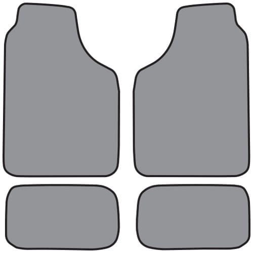 1980 1986 ford pickup cab floor outer channel universal for 1994 toyota pickup floor mats