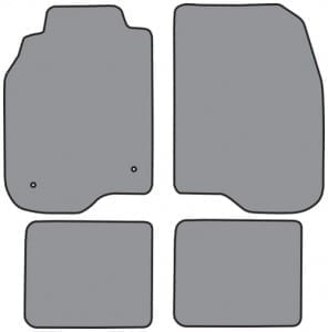 1948 1952 Ford Pickup Channel Vinyl Seat Cover Open Back