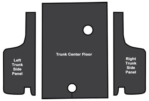 1971 Cj5 Floor Pans Test Fitting Floor Pan Photo 70461679