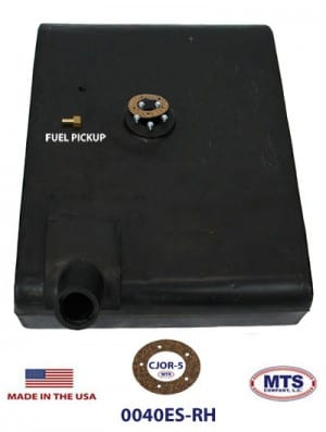 Jeep CJ Polyethylene Gas Tank RH.jpg