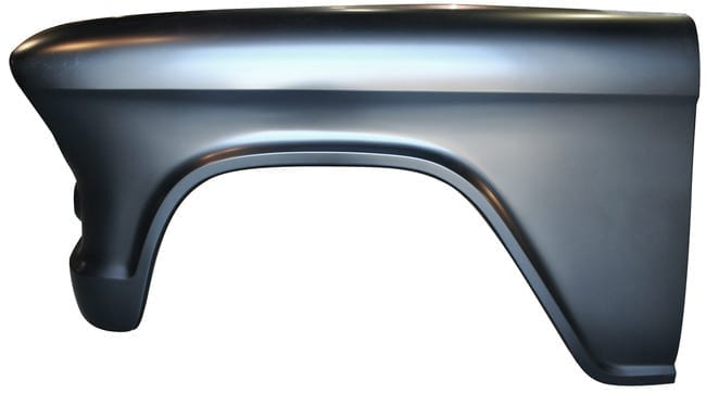 1955-56 Chevy truck front bumper driver