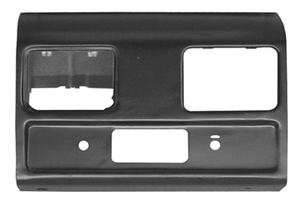 1960-1963 GM Pickup Radio Dash Panel