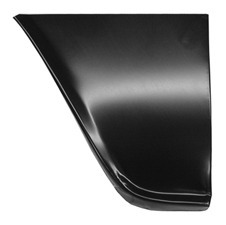 1960-1966 GM Pickup Lower Rear Tip of Front Fender, Driver Side