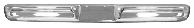 1967-1972 Ford Pickup Rear Chrome Bumper