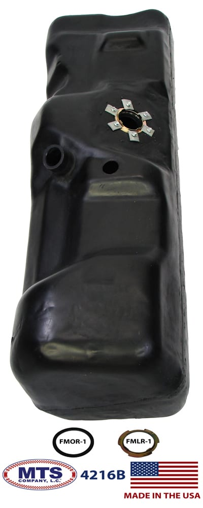 1980-1984 Ford Pickup 17 gallon tank fits short