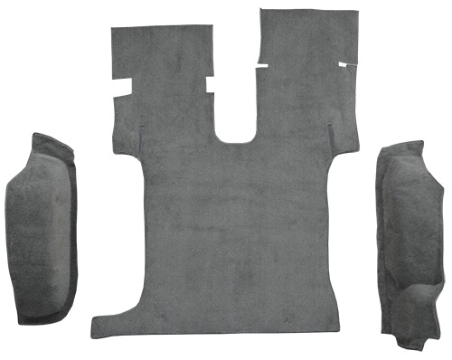 1986-1995 Suzuki Samurai Cargo Area without Roll Bar Cut Out Flooring