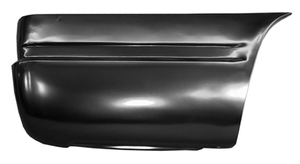 1988-1998 Chevy GMC CK Pickup 8ft Bed Lower Rear Section