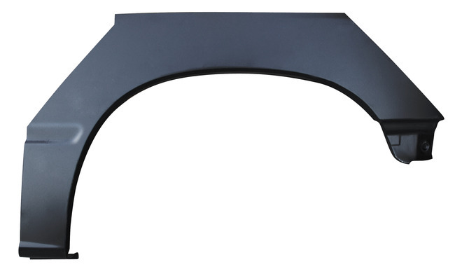 1989-90 Geo Tracker wheel arch driver side