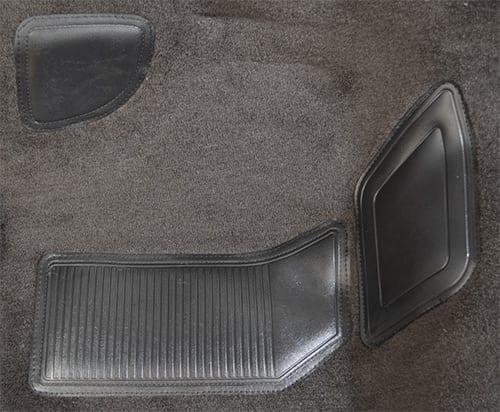 1991 GMC Syclone Regular Cab 4WD Flooring heel pad