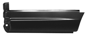 1992-2012 Ford Van Rear Lower Section (Extended Van) Passenger Side