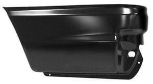 1992-2012 Ford Van Rear Lower Section (Standard Van) Driver Side