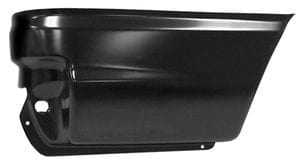 1992-2012 Ford Van Rear Lower Section (Standard Van) Passenger Side
