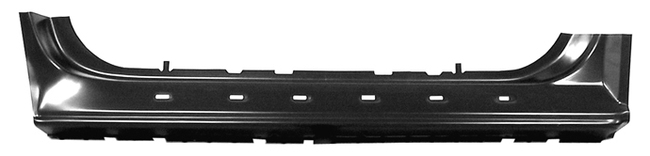 Ford F FLD Front Rocker Panel w Molding Holes Passenger Side.jpg
