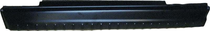 1999-2006 Chevy Silverado slip-on rocker underside