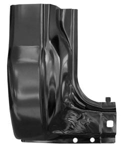 1999-2015 Ford Super Duty Pickup Cab Corner (Regular & Crew Cab), with Extensions, Passenger Side