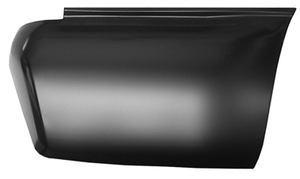 2000-2006 Suburban or Yukon XL Rear Lower Quarter Section Passenger Side