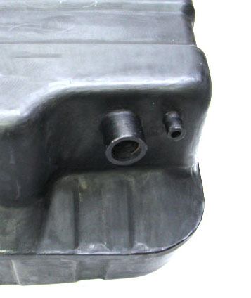 2000-2010 Ford Super Duty F350-F550 Pickup 40 gallon fuel tank intake tube