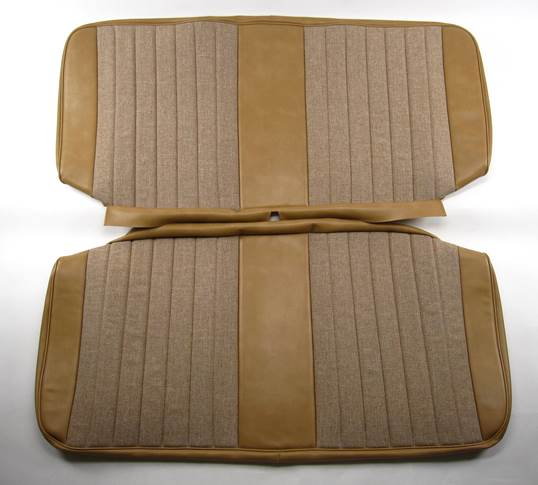 1982 1993 Chevy S10 Gmc S15 Front Bench Seat Tweed