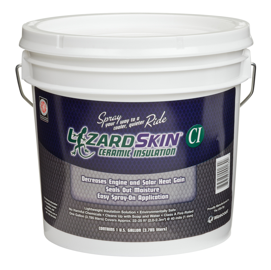 LizardSkin Ceramic Insulation, 1 Gallon Pail