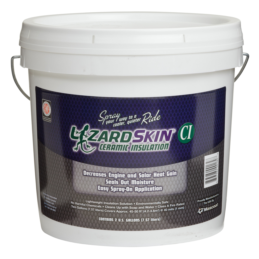 Lizard Skin Ceramic Insulation 2 Gallon Pail