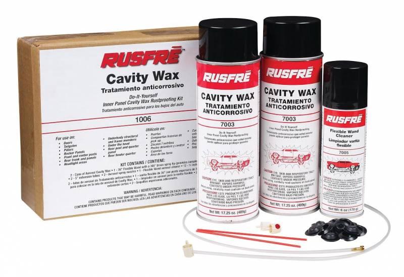 cavity wax