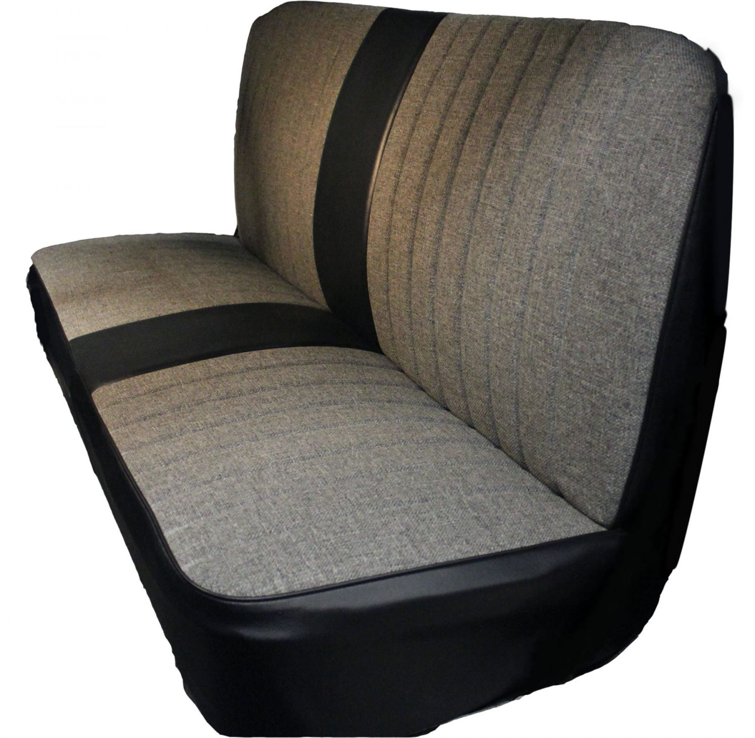 1967 1972 Ford Pickup Tweed Designer Insert Seat Cover