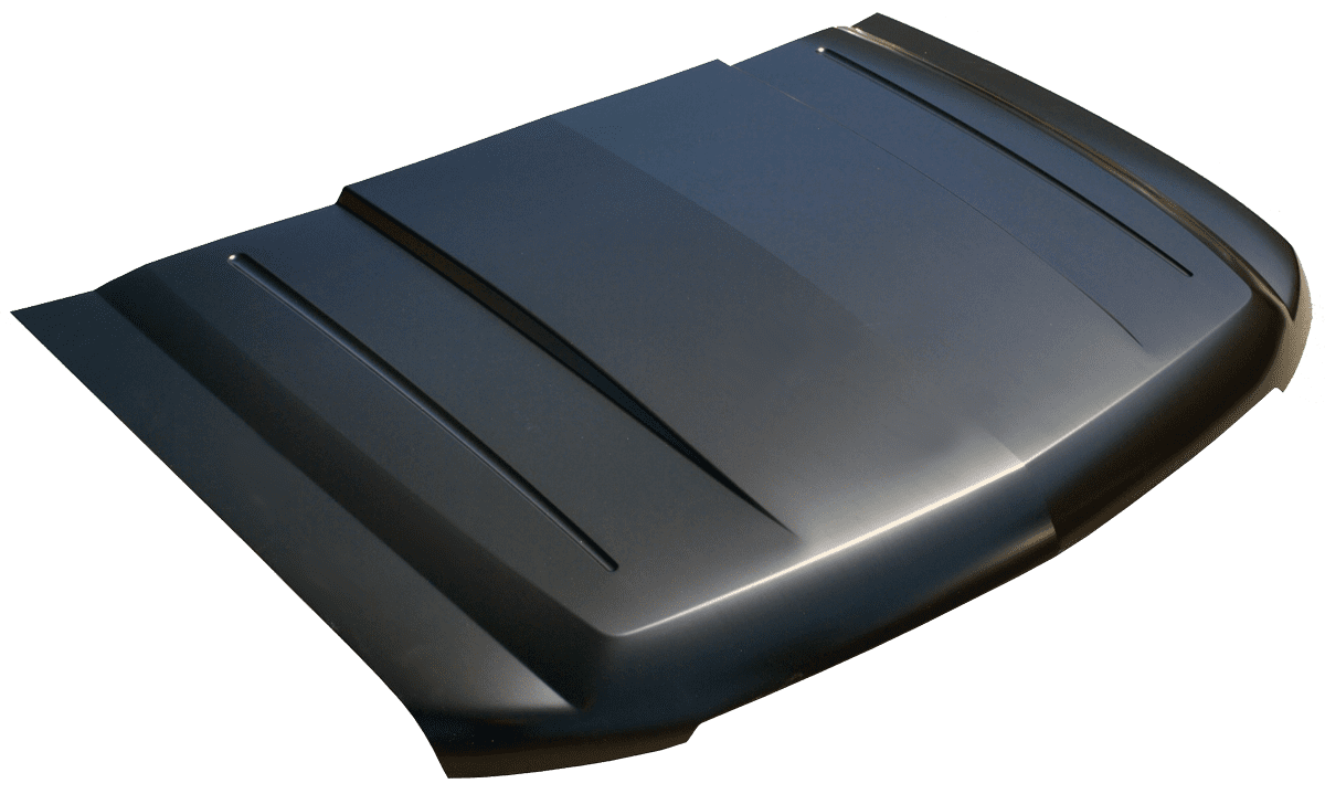 2007-2014 Chevy Tahoe/Suburban/Avalanche Cowl Induction Hood