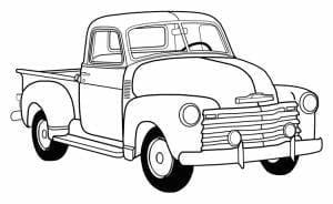 1947-1955 GM Pickup Truck 1st Series