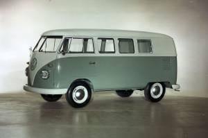 1950-1967 Volkswagen Transporter T1