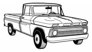 1960-1966 GM Pickup Truck