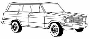 1963-1983 Jeep Cherokee/Wagoneer