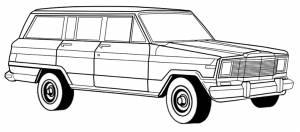 963-1983 Jeep Cherokee Wagoneer