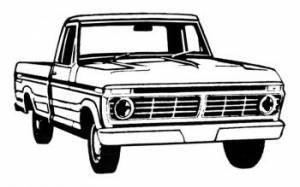 1967-1972 Ford Pickup