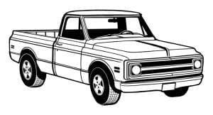 1967-1972 GM Pickup Truck