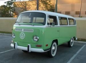 1968-1972 Volkswagen Transporter T2