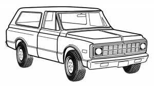 1969-1972 GM Blazer/Jimmy