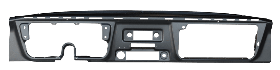 1969-72 Chevrolet and GMC full dash panel without air conditioning