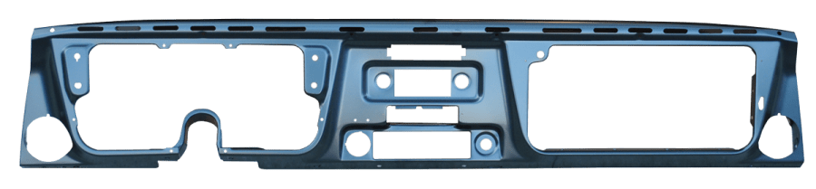 1969-72 Chevrolet and GMC pickup Suburban full dash panel with AC