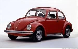 1971-1979 Volkswagen Super Beetle