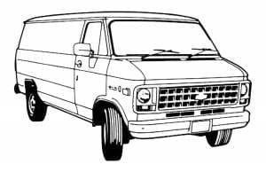 1971-1995 GM Full Size Van