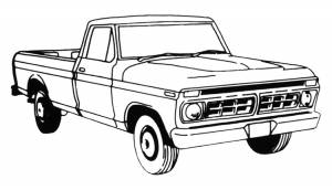 1973-1979 Ford Pickup