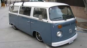 1973-1979 Volkswagen Transporter T2
