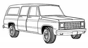1973-1991 GM Suburban