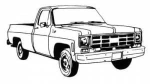 1973-1987 GM Pickup Truck