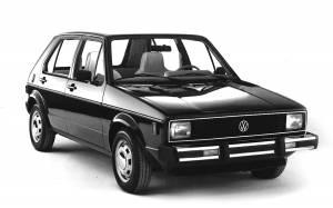 1975-1984 Volkswagen Golf