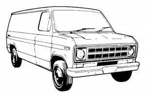 1975-1991 Ford Full Size Van
