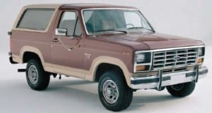 1980-1986 Ford Bronco