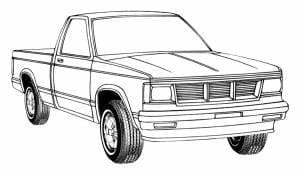 1982-1993 GM S10/S15